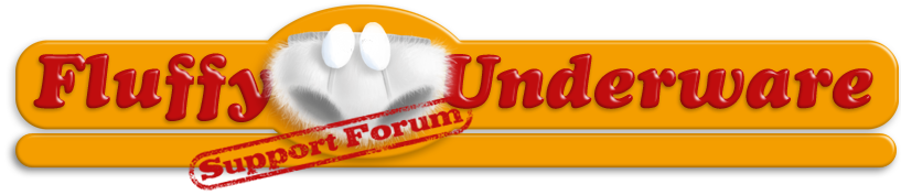 Fluffy Underware Support Forum